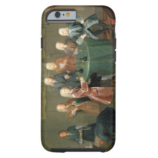 The Brothers Clarke with Other Gentlemen Taking Wi Tough iPhone 6 Case