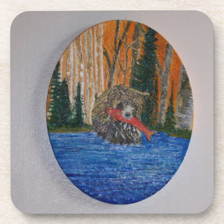 The Brown Bear Coasters