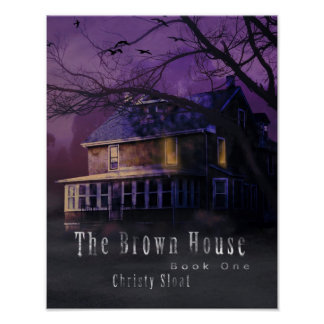 The Brown House Poster