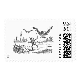 The Brownie and the Owls Postage