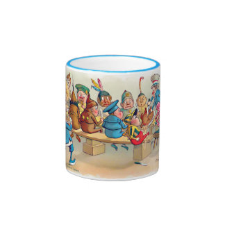 The Brownie s Christmas Dinner Coffee Mug