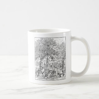 The Brownies in the Orchard Coffee Mug