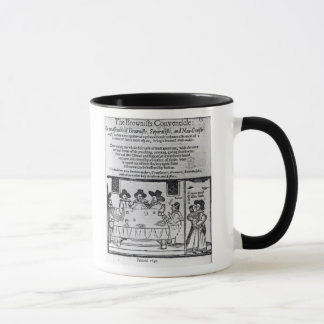 The Brownist Conventicle', published in 1641 Mug