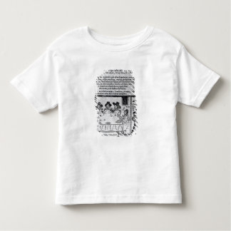 The Brownist Conventicle', published in 1641 Toddler T-shirt