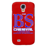 The BS Carnival Samsung Galaxy S4 Covers