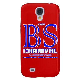 The BS Carnival Samsung S4 Case