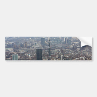 The BT Tower Bumper Stickers