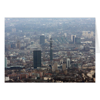 The BT Tower Greeting Card