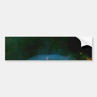 The Bubble Nebula (NGC 7635) Car Bumper Sticker