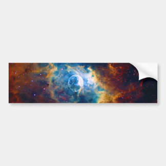 The Bubble Nebula NGC 7635 Sharpless 162 Bumper Sticker