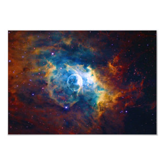 The Bubble Nebula NGC 7635 Sharpless 162 Card