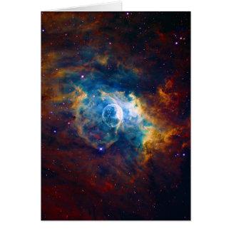 The Bubble Nebula NGC 7635 Sharpless 162 Cards