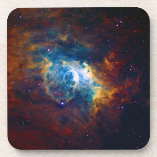 The Bubble Nebula NGC 7635 Sharpless 162 Coaster