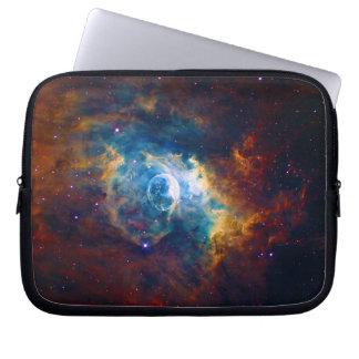 The Bubble Nebula NGC 7635 Sharpless 162 Computer Sleeve