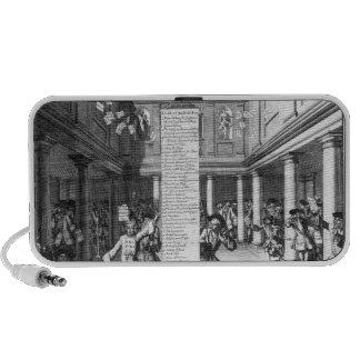 The Bubblers Bubbl'd, 1720 Portable Speaker