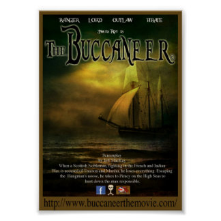The Buccaneer Posters