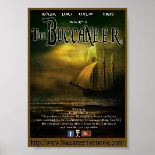 The Buccaneer Posters