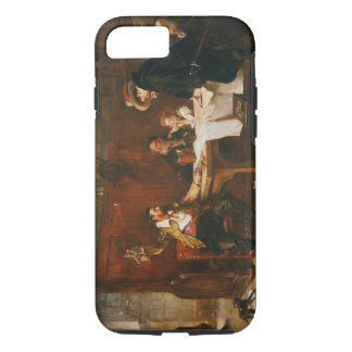 The Buccaneer's Story (oil on canvas) iPhone 7 Case