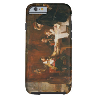 The Buccaneer's Story (oil on canvas) Tough iPhone 6 Case