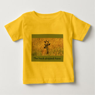 The Buck Stopped Here (2) Shirt