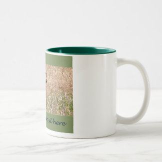 The Buck Stopped Here (2) Two-Tone Coffee Mug