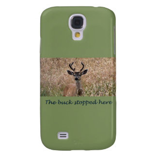The Buck Stopped Here Samsung Galaxy S4 Cover