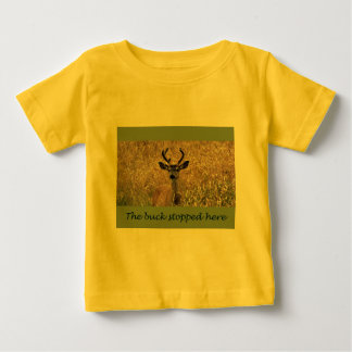 The Buck Stopped Here Tee Shirt