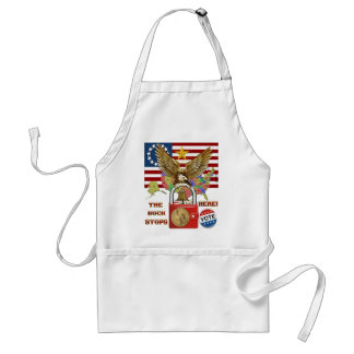 The-Buck-Stops-Here-1 Adult Apron