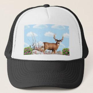 The Buck Trucker Hat