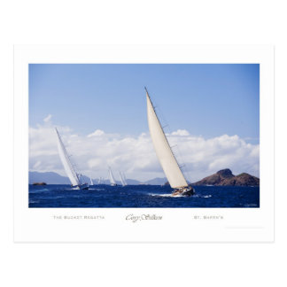 The Bucket Regatta Postcards