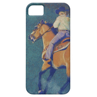 The Buckskin Quarter Horse iPhone 5 Cases