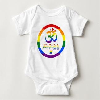 The Buddha Blessed Collection Baby Bodysuit