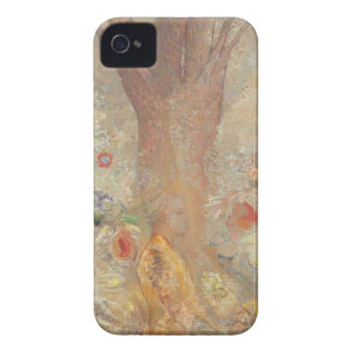 The Buddha by Odilon Redon iPhone 4 Cover
