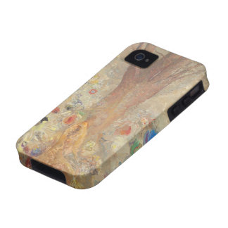 The Buddha by Odilon Redon iPhone 4/4S Cover