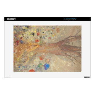 The Buddha by Odilon Redon Laptop Decal