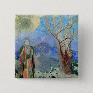 The Buddha, c.1905 Button