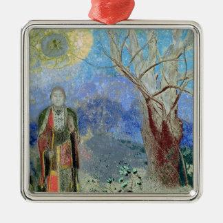 The Buddha, c.1905 Metal Ornament