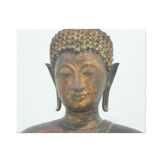 The Buddha Stretched Canvas Print