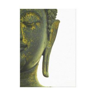 The Buddha Canvas Prints