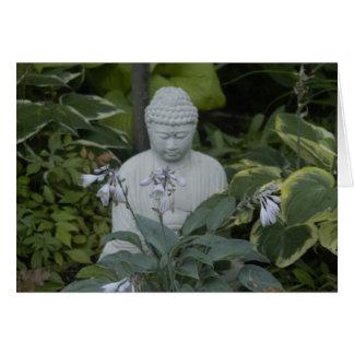 The Buddha Card