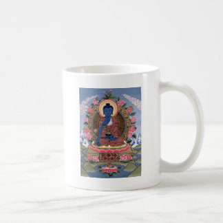 The Buddha Classic White Coffee Mug