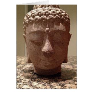 The Buddha Greeting Card