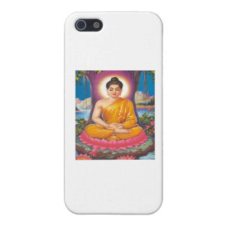 The Buddha Cover For iPhone 5