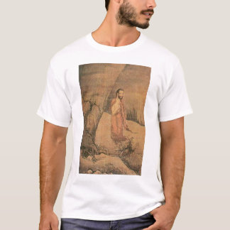 The Buddha Leaving the Mountains T-Shirt
