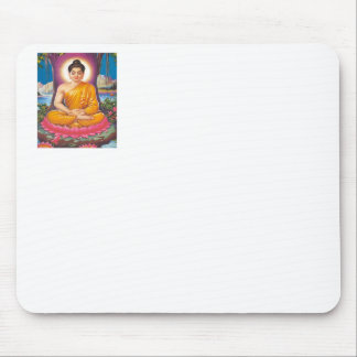 The Buddha Mouse Pads