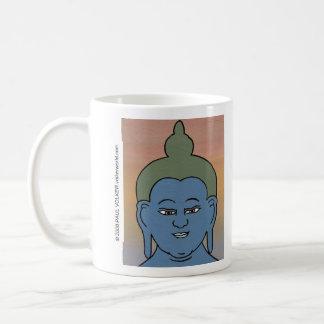 THE BUDDHA OF MISTYPED $12.95 CLASSIC WHITE COFFEE MUG