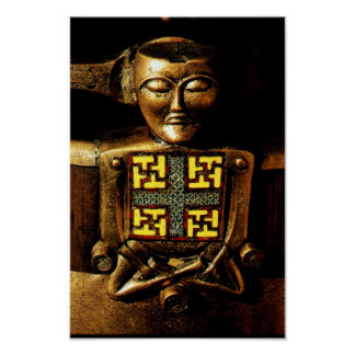 The Buddha of Oseberg poster