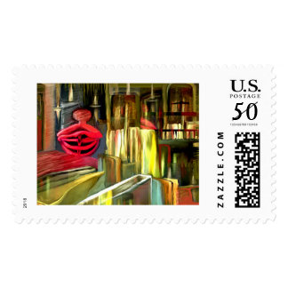 The Buddha of the city Postage