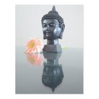The Buddha Postcard