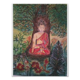 The Buddha Posters